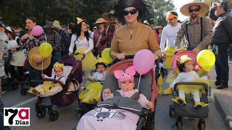 VÍDEO/FOTOS La granja de Pepito abre el Carnaval Infantil 2020