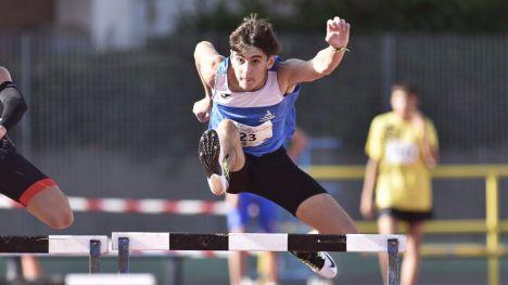 Imagen de Archivo del deportista Álvaro Manzanera del Club Atletismo Alhama