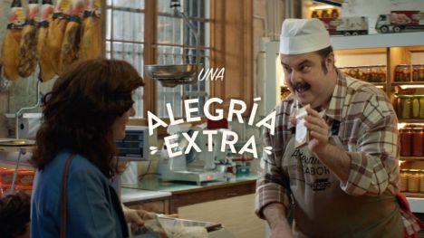Imagen de la campaña 'Una alegría extra'.