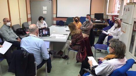 VÍD. Salud trabaja para poner en marcha el CECOVID en Alhama