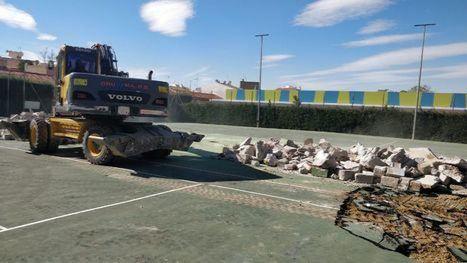 VÍD. Las obras del pabellón El Praíco arrancan este lunes