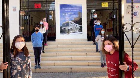 VÍD. Alumnos del Valle de Leiva te invitan a su instituto