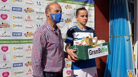 VÍD. El Alhama CF, camino del ascenso, gana al Almassora (1-0)