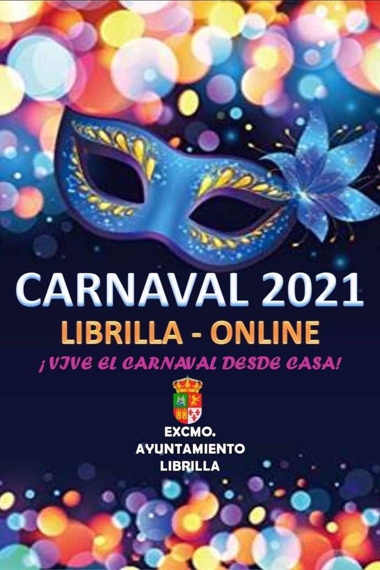 Librilla organiza un concurso carnavalero de selfies familiares