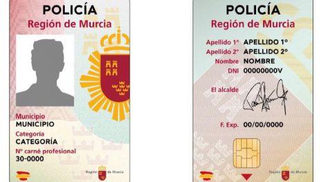 Las Policías Locales de la Región tendrán un carné común