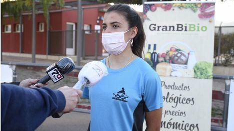 VÍDEO Arancha Belchí, a por el nacional de Campo a Través