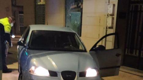 La Policía de Totana aborta un intento de robo por alunizaje