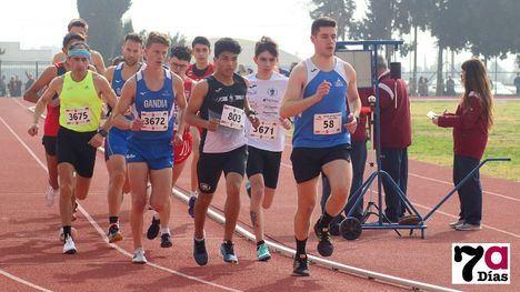 FOTOS El atletismo vuelve con fuerza al Guadalentín