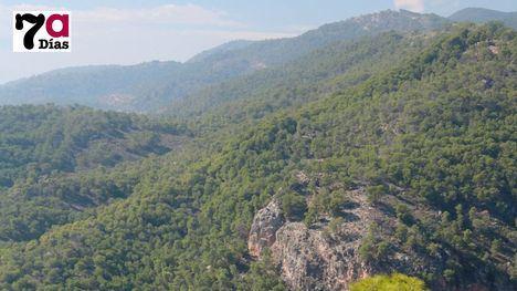 Un senderista halla restos humanos en Sierra Espuña