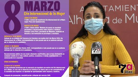 VÍDEO Un nuevo 8M marcado por la pandemia del Covid19