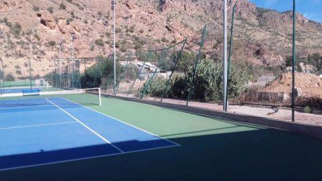 Deportes busca empresa para reparar los daños de Hortense