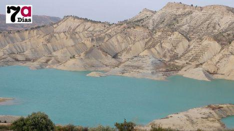 Desciende en 13 Hm3 la reserva de la cuenca del Segura en una semana