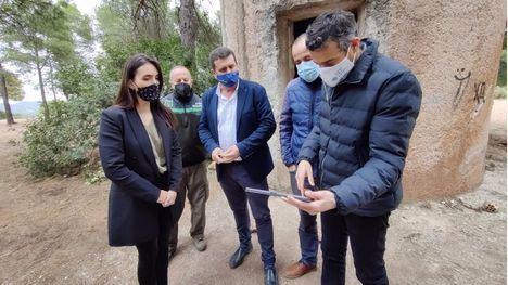 V/F Medio Natural rehabilitará el 'Avión' de Sierra Espuña