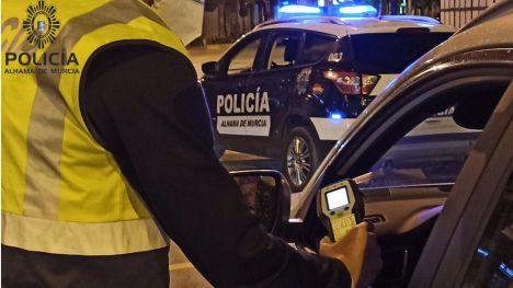 Detenido tras casi cuadruplicar la tasa de alcohol al volante