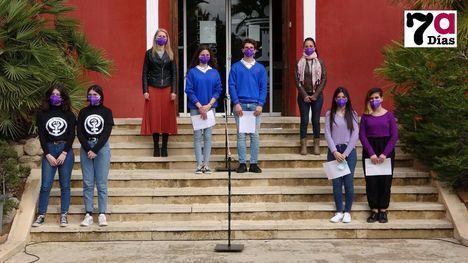 VÍD. Alhama reafirma su compromiso con la lucha feminista