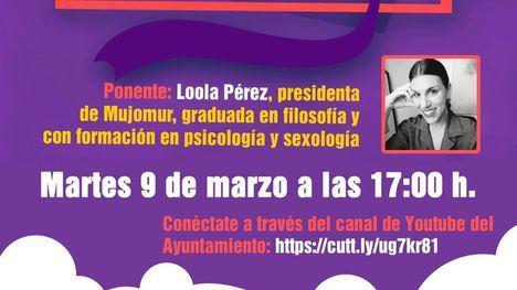 La igualdad en la pareja, charla on line este martes con Loola Pérez
