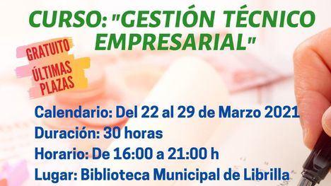 Librilla arranca el plan de formación municipal el próximo día 22