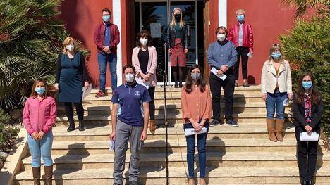 FOT. El Ayuntamiento incorpora a diez empleados públicos