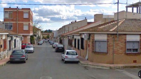 Imagen de la calle Valle de Leiva donde sucedieron los hechos, afirma el diario regional.