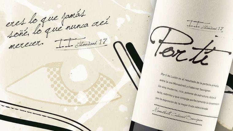 Bodegas Luzón lanza la nueva añada de 'Por ti', su vino más emblemático