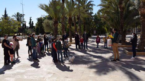 FOTOS Arranca la primera gymkana infantil en Alhama