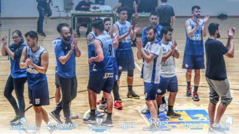 Victoria ante CB Lumbreras por 93-81 en el Adolfo Suárez