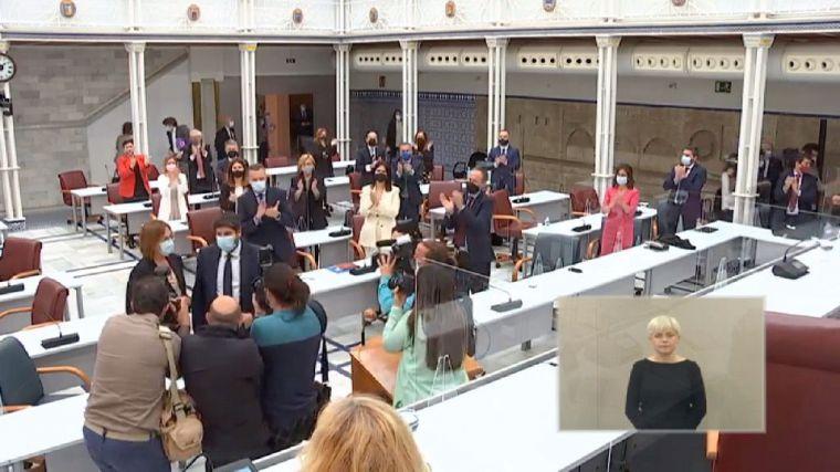 Rechazada la moción de censura contra el Gobierno regional