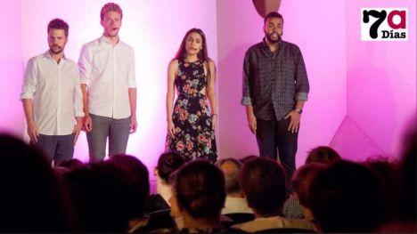 El grupo Cantoría en un concierto en Librilla el pasado 2018.