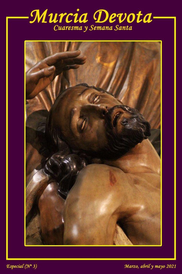 Murcia Devota dedica un número especial a la Semana Santa 2021