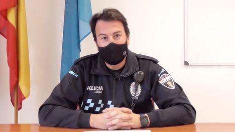 VÍD. Policía tutor de Alhama presenta su balance de actividades