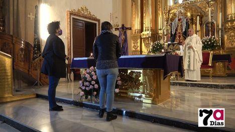V/F El Paso Morao rinde honores a la Virgen de los Dolores
