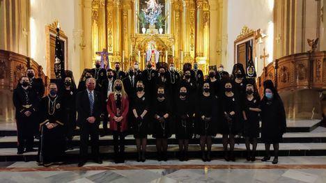 FOT. El Paso Negro celebra el Viernes de Dolores en San Lázaro