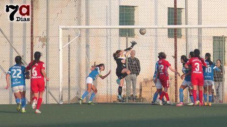 V/F Reparto de puntos entre el Alhama CF y el Granada CF (0-0)