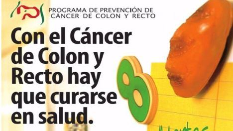 Próxima campaña de prevención de cáncer de colon a mayores de 50