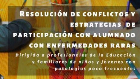 D´Genes ofrece una charla sobre alumnos con enfermedades raras