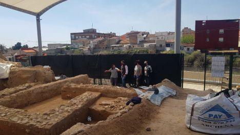 La Región concede 25.000 euros para restaurar El Salitre