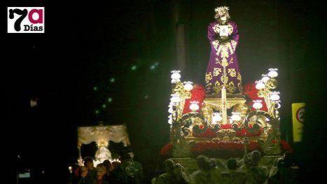 VÍDEO Recordando la procesión del Silencio que cierra el Jueves Santo