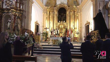 VÍD. Sán Lázaro acoge un simbólico Encuentro de Resurrección
