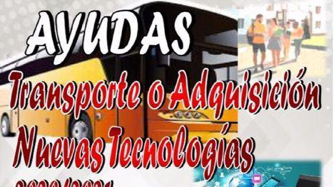 VÍD. Nuevas ayudas al transporte y compra de material informático
