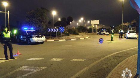 La Policía Local interpone 44 denuncias por Covid y tráfico
