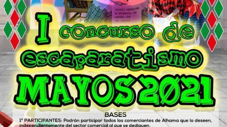 V. Los Mayos de Alhama tendrán el 1º concurso de escaparates