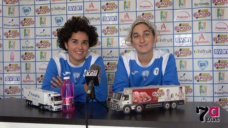 VÍD. Las azulonas Carid y Vicente se pronuncian sobre la #MismaPasión