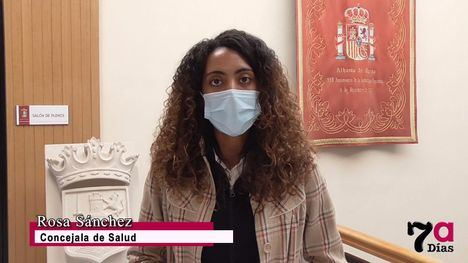 VÍD. Sánchez celebra que la vacunación coja ritmo en Alhama
