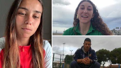 VÍD. Tres destacados atletas te invitan a las combinadas Los Mayos