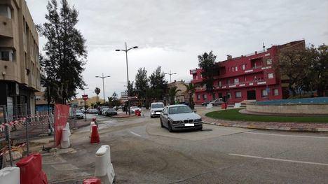Reabren los cuatro carriles de la avenida Ginés Campos
