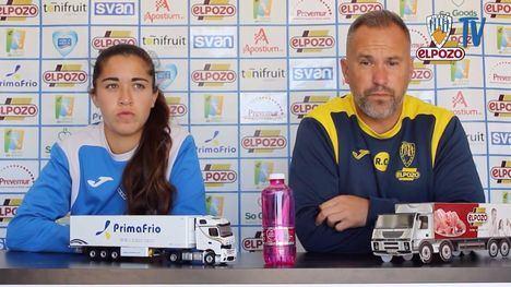 VÍD. El Alhama CF ElPozo recibe este sábado al Tenerife B