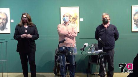 VÍD. Joaquín G. Box presenta su nuevo libro: 'Solera de rencor'