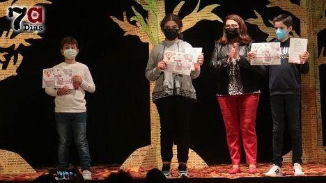 FOTOS Entrega de premios a los mejores escritores infantiles