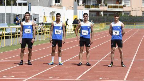 FOTOS Destacado papel de nuestros atletas en Cartagena y Lorca