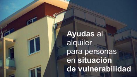 Abierto el plazo para las ayudas de alquiler para colectivos vulnerables